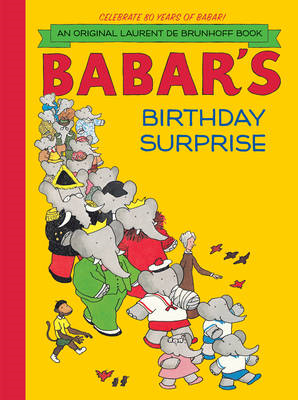 Babar's Birthday Surprise (BOK)