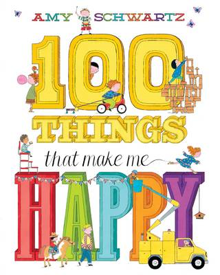 100 Things That Make Me Happy (BOK)
