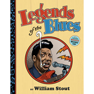 Legends of the Blues (BOK)