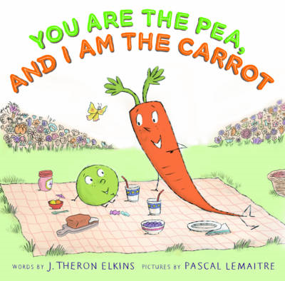 You are the Pea, and I am the Carrot (BOK)