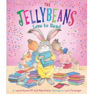 The Jellybeans Love to Read (BOK)