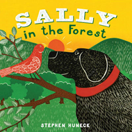Sally in the Forest (BOK)