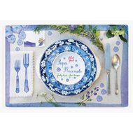 Forest Feast Paper Placemats (BOK)