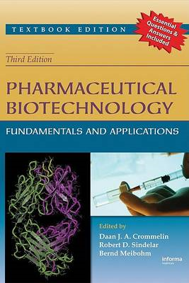 Pharmaceutical Biotechnology: Fundamentals and Applications (BOK)