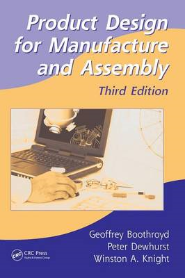 Product Design for Manufacture and Assembly (BOK)