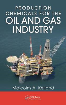 Production Chemicals for the Oil and Gas Industry (BOK)