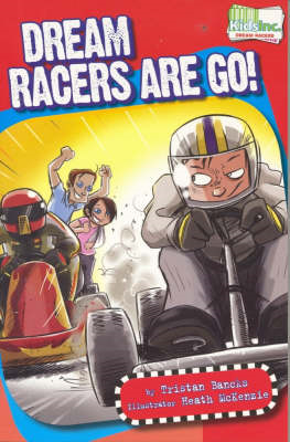 Dream Racers... are Go! (BOK)