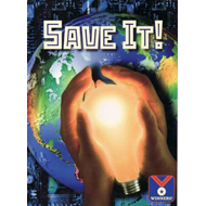 Save It!: Physical Science, Energy (BOK)