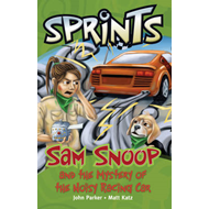 13 Sam Snoop and the Mystery of Noisy Race Car (BOK)