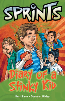 18 Diary of a Stinky Kid (BOK)