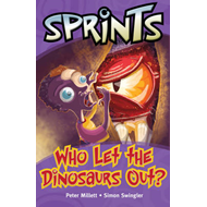 28 Who Let the Dinosaurs Out? (BOK)
