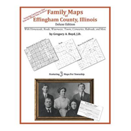 Family Maps of Effingham County, Illinois (BOK)