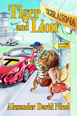 Tiger and Lion (BOK)