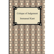 Critique of Judgement (BOK)
