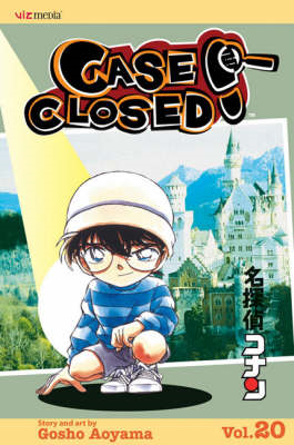Case Closed: v. 20 (BOK)