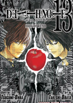 Death Note How to Read 13 (BOK)
