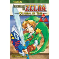The Legend of Zelda: 02: Ocarina of Time - Part 2 (BOK)