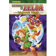 The Legend of Zelda: 03: Majora's Mask (BOK)