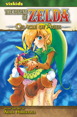 The Legend of Zelda: 05: Oracle of Ages (BOK)