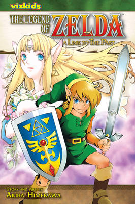 The Legend of Zelda: 09: A Link to the Past (BOK)