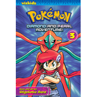 Pokemon Diamond & Pearl Adventure (BOK)