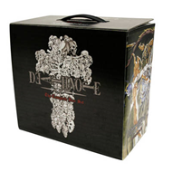 Produktbilde for Death Note Complete Box Set - Volumes 1-13 with Premium (BOK)