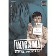 Ikigami: The Ultimate Limit (BOK)
