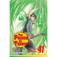 The Prince of Tennis: 41 (BOK)