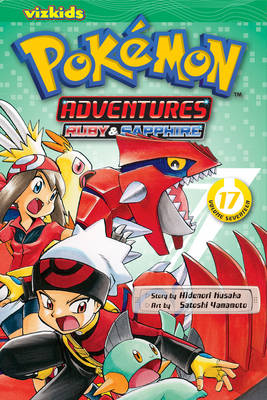 Pokemon Adventures: 17 (BOK)