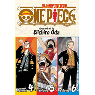 One Piece: East Blue 4-5-6: 2: 3-in-1 Edition (BOK)