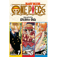 One Piece: East Blue 7-8-9: 3: 3-in-1 Edition (BOK)