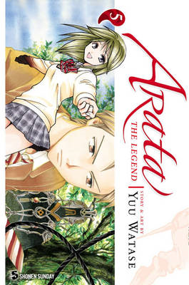 Arata: 5: The Legend (BOK)