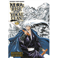 Nura: v. 1: Rise of the Yokai Clan (BOK)
