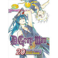 D. Gray-man, Vol. 20 (BOK)