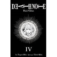 Death Note Black Edition, Vol. 4 (BOK)