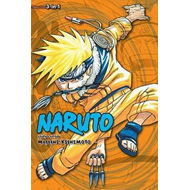 Naruto (3-in-1 Edition), Vol. 2 (BOK)