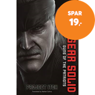 Produktbilde for Metal Gear Solid: Guns of the Patriot (BOK)