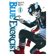Blue Exorcist, Vol. 1 (BOK)
