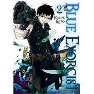 Blue Exorcist, Vol. 2 (BOK)