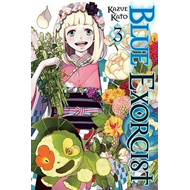 Blue Exorcist, Vol. 3 (BOK)