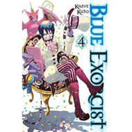 Blue Exorcist, Vol. 4 (BOK)