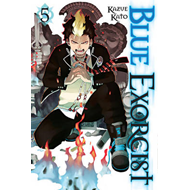 Blue Exorcist, Vol. 5 (BOK)