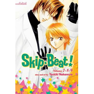 Skip Beat: 3: 3-in-1 Edition (BOK)