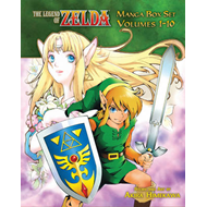Legend of Zelda Box Set (BOK)