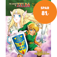 Produktbilde for The Legend of Zelda Box Set (BOK)