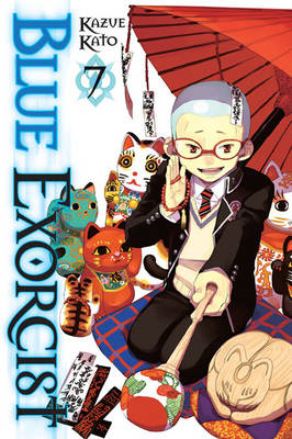 Blue Exorcist, Vol. 7 (BOK)