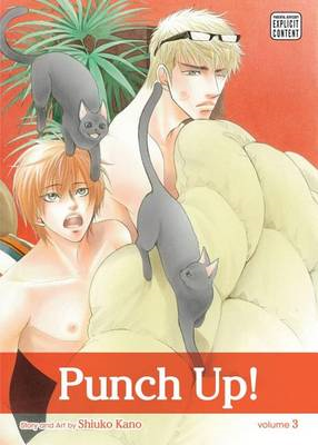 Punch Up!: 3: Yaoi Manga (BOK)