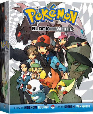 Pokemon Black and White Box Set (BOK)