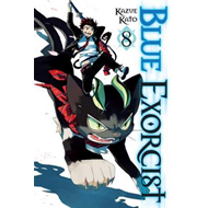 Blue Exorcist, Vol. 8 (BOK)