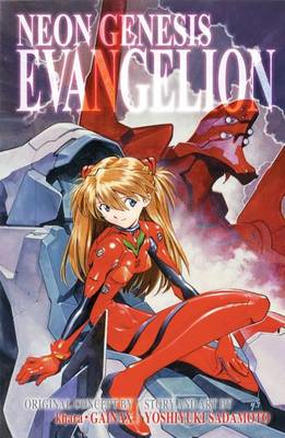 Neon Genesis Evangelion 3-in-1 Edition, Vol. 3 (BOK)